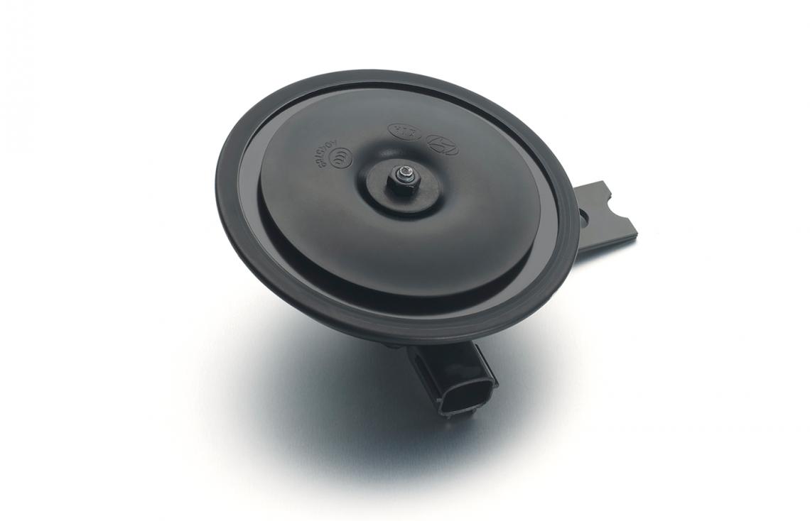 Φ100 Disk Electronic Horn (12V, 24V, 48V, 80V)