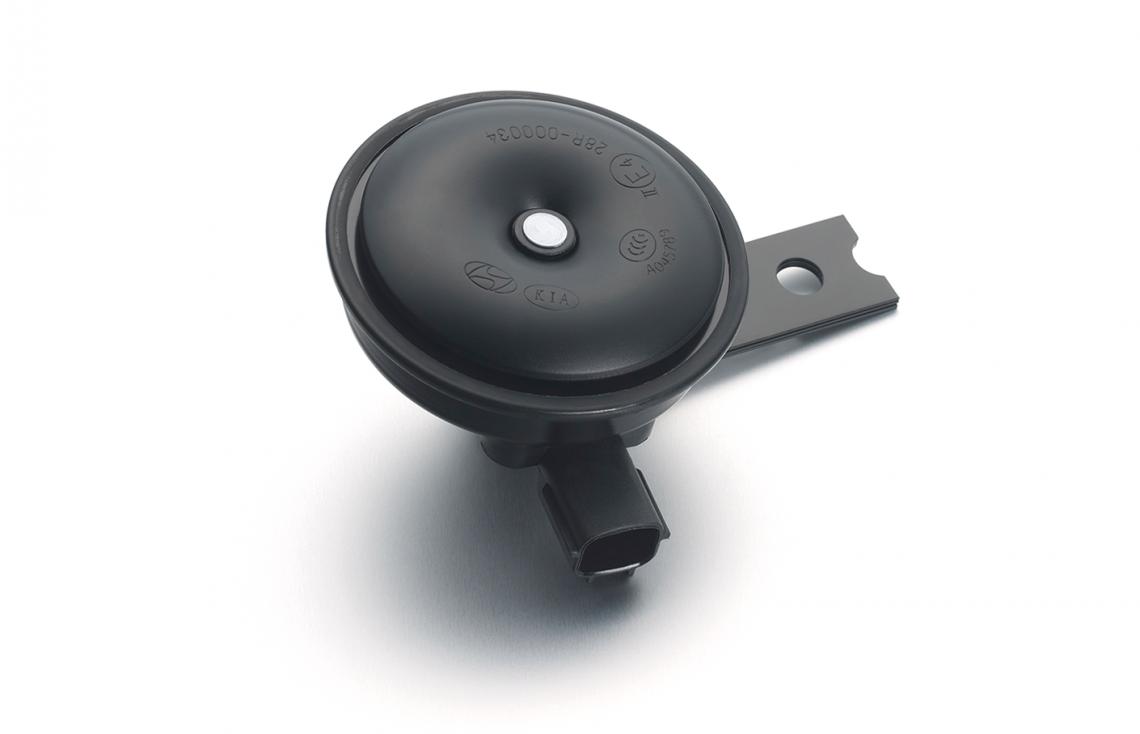 Φ75 Disk Horn (12V)