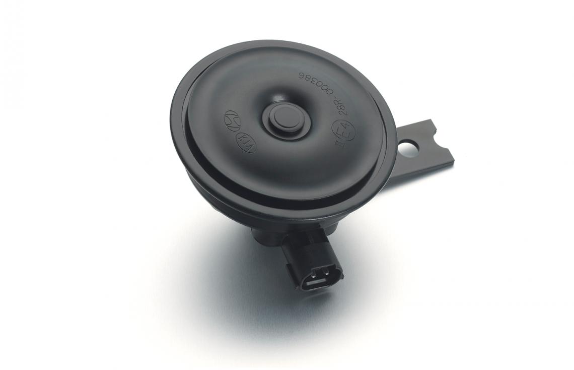 Φ85 Disk Horn (12V)
