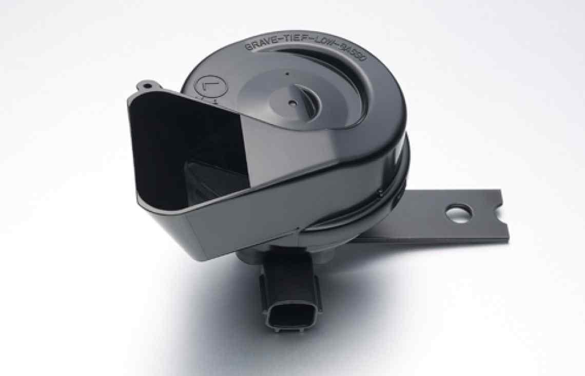 Φ78 Shell Horn Vertical (12V)